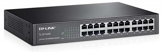 Switch TP Link 24 port Gigabit