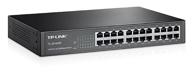 Switch TP Link 24 port 100Mpbs