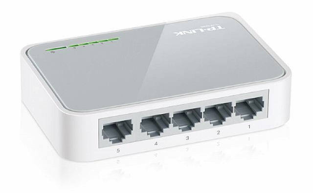 Switch TPLink 5 port 100M