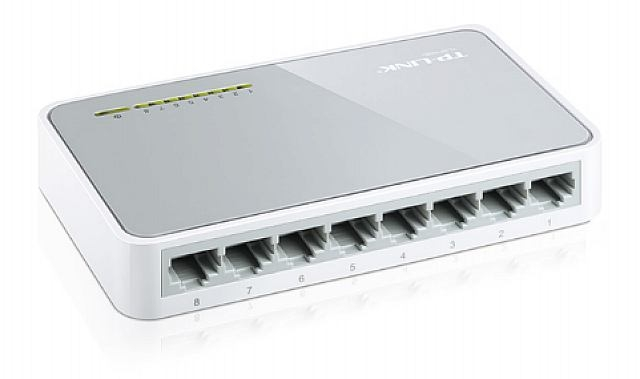 Switch TPLink 8 port